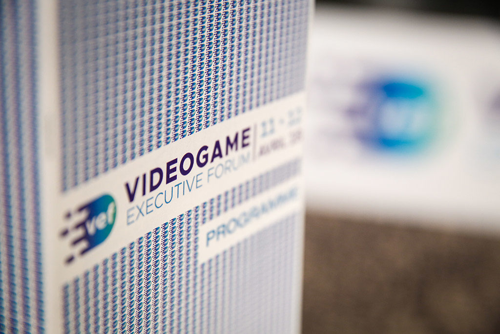 Plaquette Videogame Executive Forum 2018 - ANGOULEME